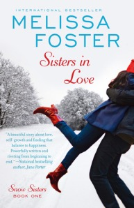 Sisters in Love (Snow Sisters #1) by Melissa Foster