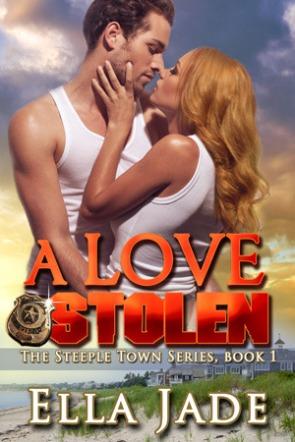 A Love Stolen - Cover