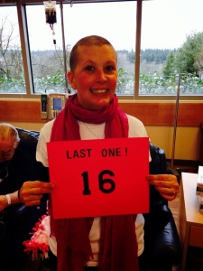 Kristin-Beating Cancer