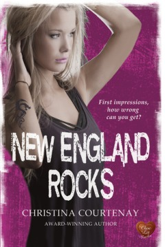 New England Rocks (New England Rocks #1) by Christina Courtenay