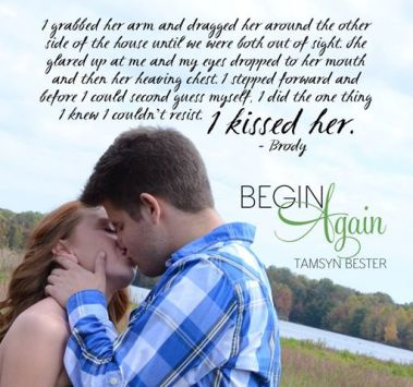 Begin Again by Tamsyn Bester (3)
