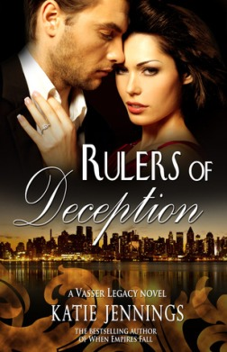 Rulers of Deception - Katie Jennings