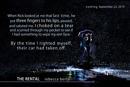 The Rental teaser-tear