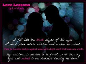 Teaser - Love Lessons