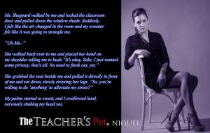Teaser - The Teachers Pet