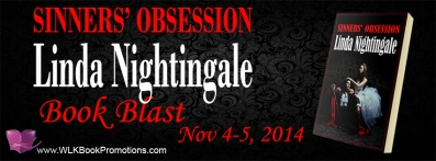 Sinners Obsession book blast - banner