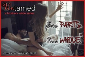 Untamed by Jinsey Reed and Victoria Green2