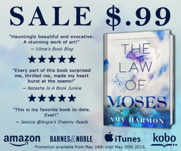 the law of moses sale