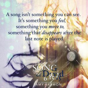 the song of david book tour teaser