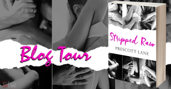 stripped raw - blog tour